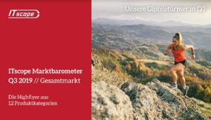 ITscope Marktbarometer Q3 2019
