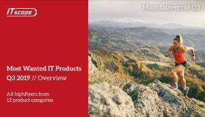ITscope Marketbarometer Q3 2019