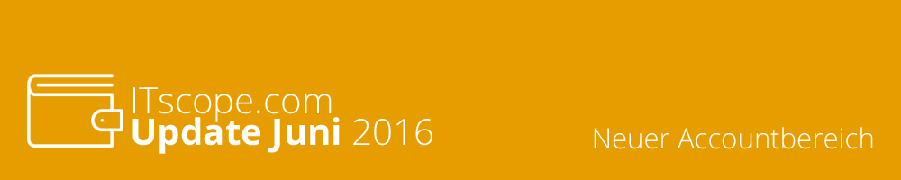 Update von ITscope.com im Juni 2016