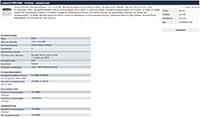 TANSS - ITscope Schnittstelle Screenshot Detailansicht 2