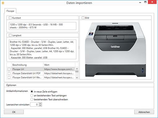 Besseres Datenmanagement mit umfangreichen Contents